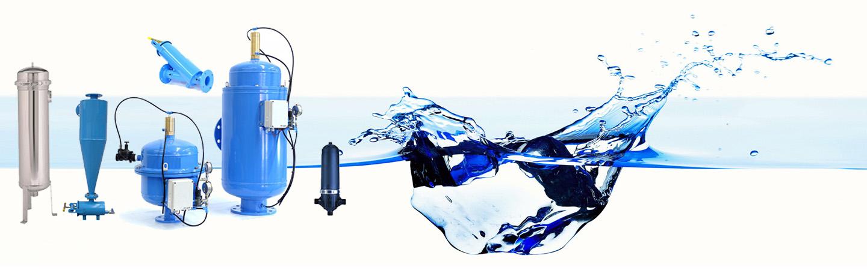 filtre apa industriale