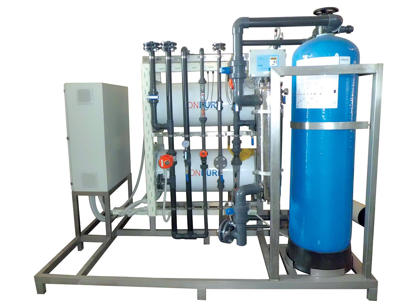 Electrodeionizare apa