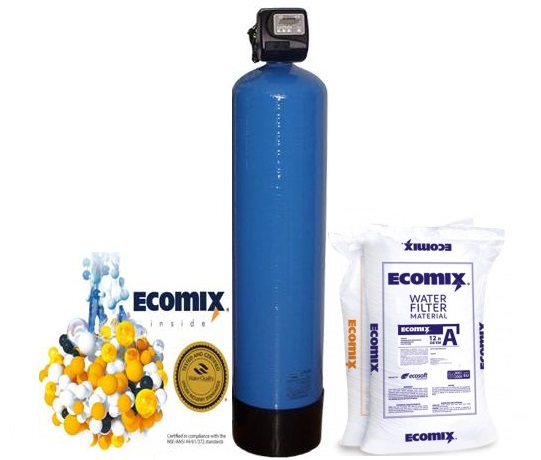 Filtre Deferizare si Demanganizare Apa cu Ecomix