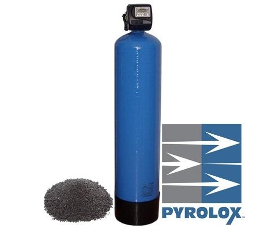 Filtre Deferizare si Demanganizare Apa cu Pyrolox